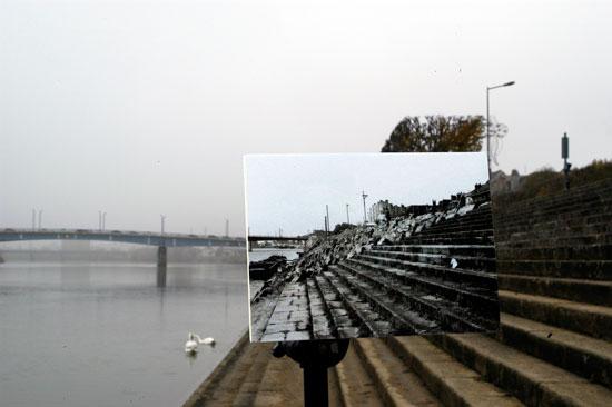 Photographie 2, du projet Passé / présent dans la ville